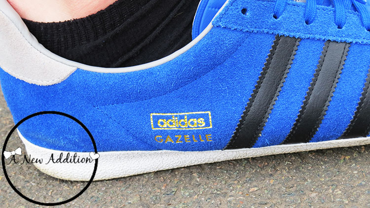 Pleasing the Size 13 male with Adidas